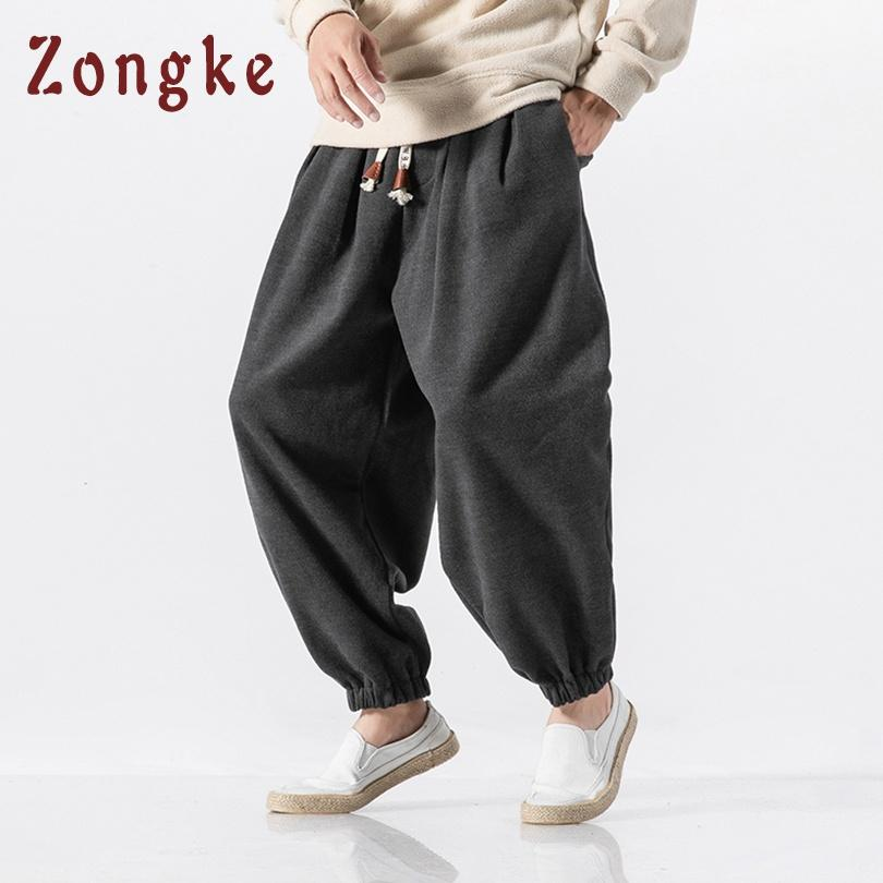 Men's Clothing Zongke Chinese Style Knee Length Summer Cotton Shorts Men Streetwear Mens Shorts Summer Clothing Men Shorts Cotton Xxxl 2019 Last Style