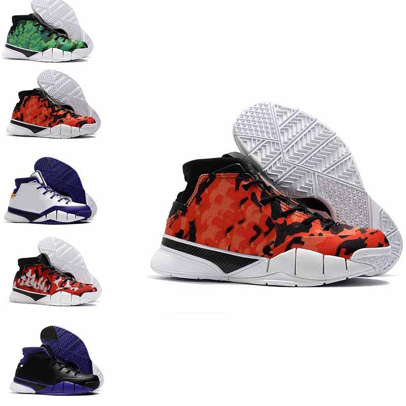 timeless design 77318 44406 Top Quality New Kobe 1 Protro Mpls All Star Undefeated Camo Casual Shoes  For Men Deep Forest Authentic Shoes Slip On Shoes Formal Shoes From  Airvapormax2019 ...