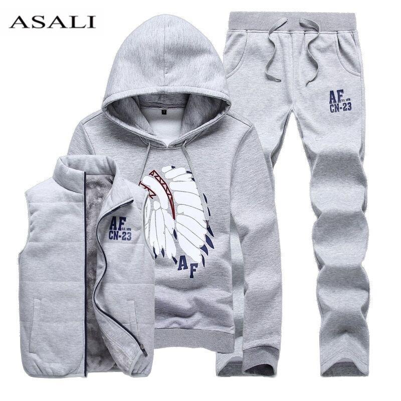 214629e4d98eb Design Custom Xxxxl Sweatshirt Hoodies Tracksuit Jacket Vest Pants Clothing  Set Sportsuit Joggers Men MS001 C18110501 Online with  85.51 Piece on ...