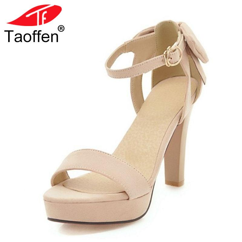 a582211b27ba Wholesale Size 32-43 Women Korean High Heel Sandals Peep Toe ...