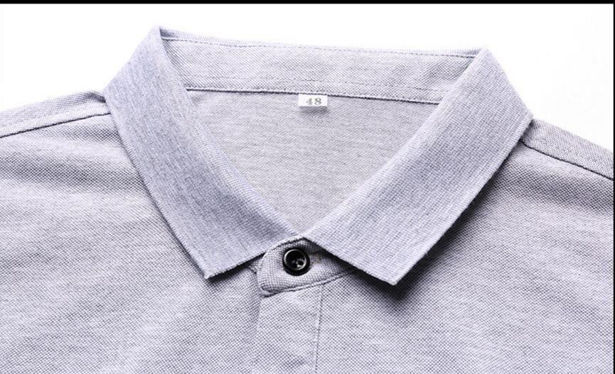 Vente en gros jeunesse Top été Hommes Hommes Casual manches courtes T-shirt pour hommes Mode Slim T-shirts homme d'affaires Leisyre t-shirt Prix spécial