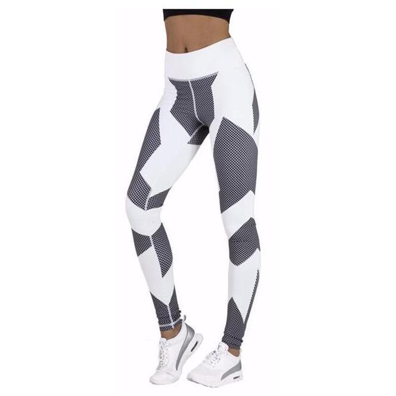 0f0251c8fb45 S-QVSIA Fitness Legging Gothic Women Black And White Graphics Digital  Printing Leggings Legins Elastic Fitness Women Pants Online with  $38.93/Piece on ...
