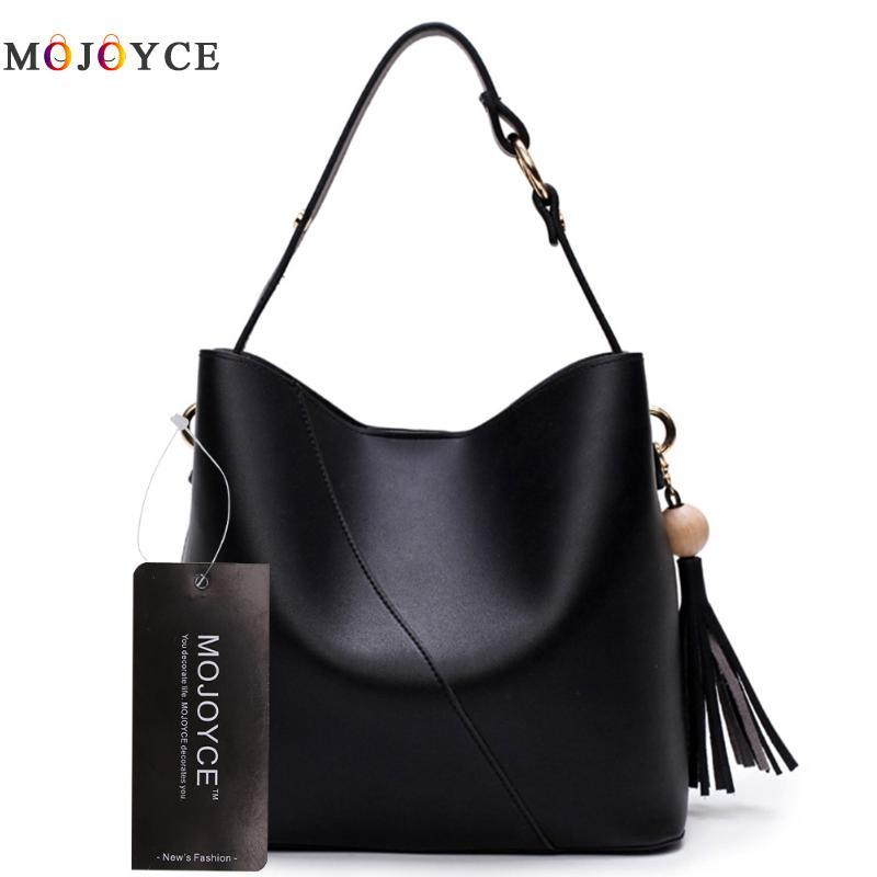 61498644b6 Wholesale Mojoyce Brand Handbag Women Shoulder Bag Female Casual Large Tote  Bags High Quality Artificial Leather Ladies Hobo Handbag Mens Leather Bags  ...