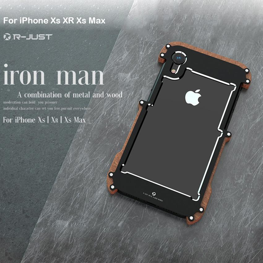 bois coque iphone xr
