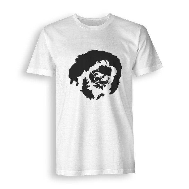 e3bcec2c Grateful Dead Jerry Garcia Men's Size S-3XL Tees White T-shirts ...