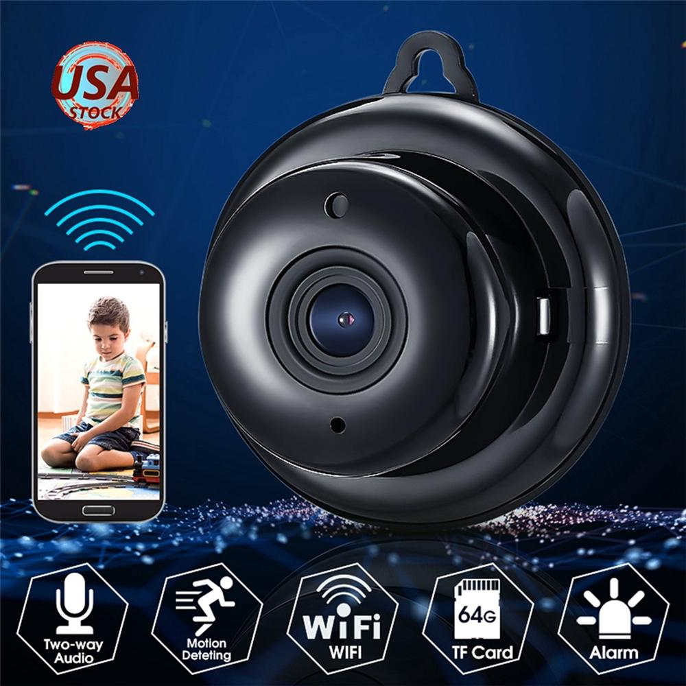 Giantree 1080P 2MP Full HD 38DB Micrófono Cámara de vigilancia WIFI IP Cam Recorder Baby Monitor Videocámara Seguridad CCTV Webcam