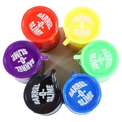 Festival Novelty children adult toy oil drums trick paint barrel slime April fools day Halloween gag tricky toys