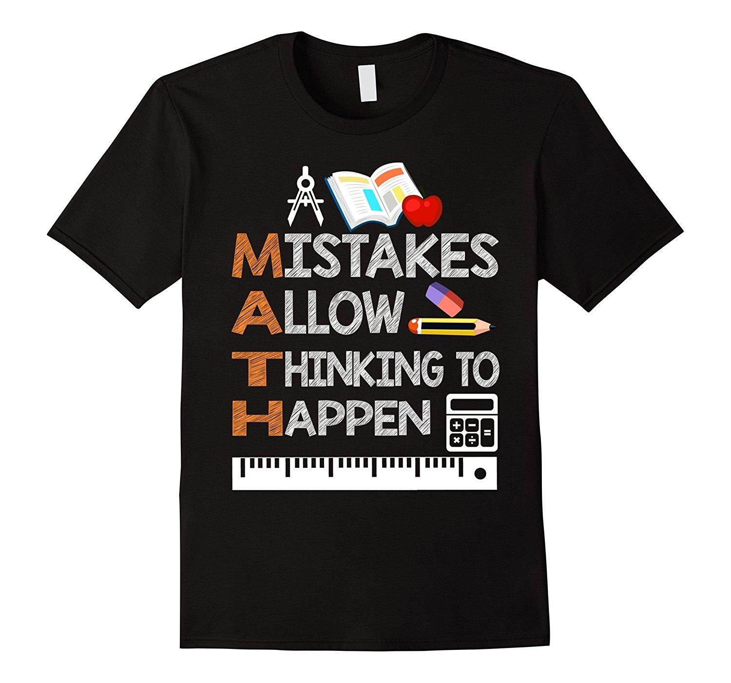 Funny Math Teacher T Shirts Gifts Math Lover T Shirt Gifts Print T ...