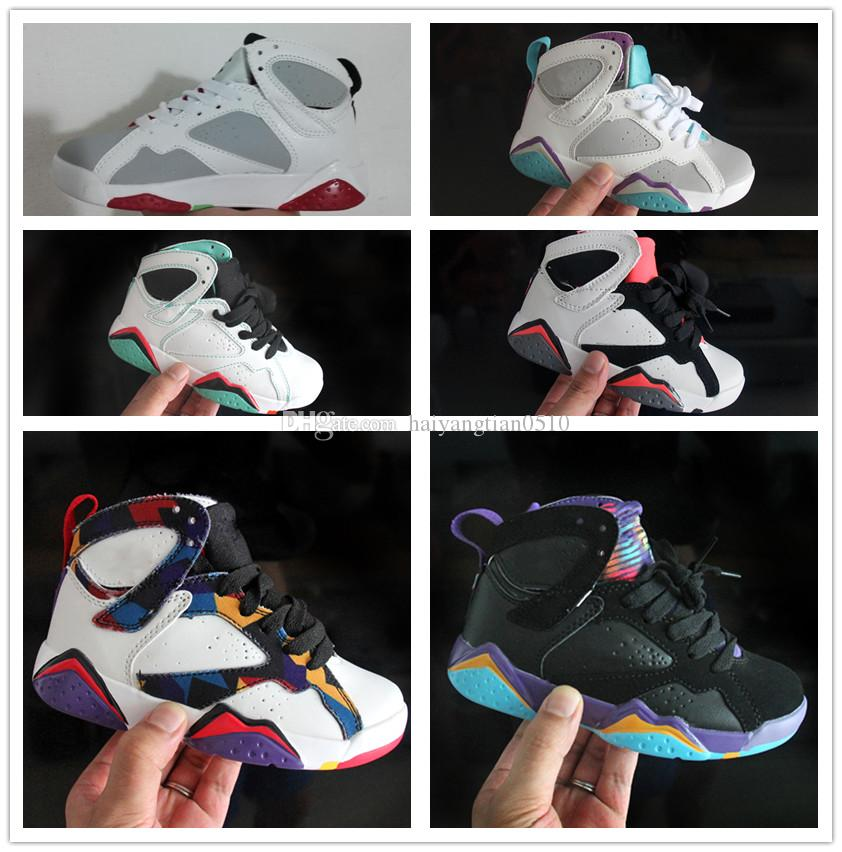 Alternate 7 Air Bebé Jordan Burdeos Olímpico Tinker Niños Sneaker 7s Niñas Aj7 De Liebre Nike Children Shoes 2018 Zapatos Baloncesto VSpGqUzM