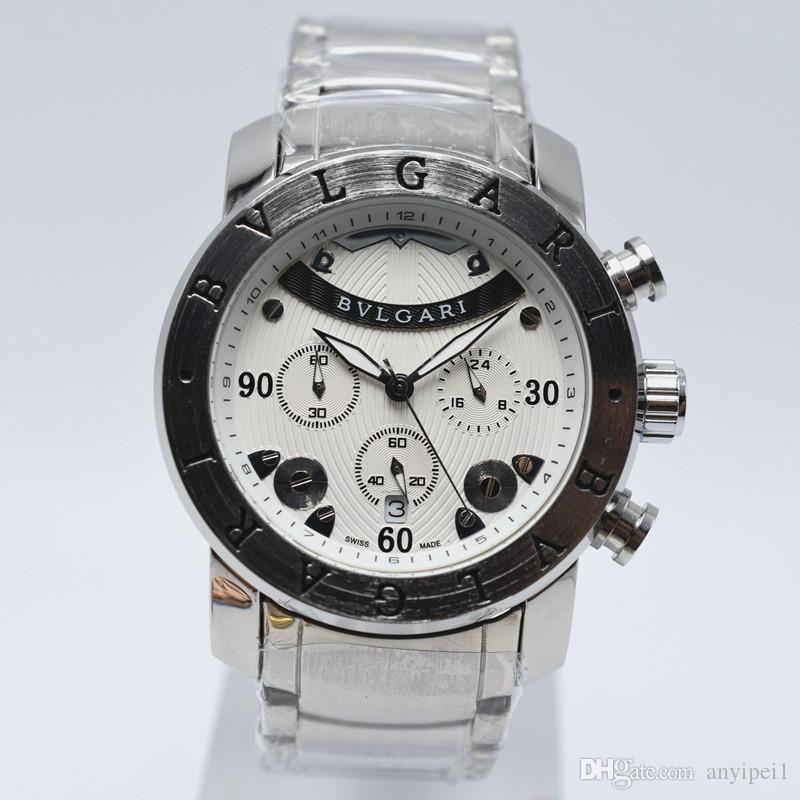 a4557a52bcc Aaa Luxury Mens Designer Watches Top Brand Chronograph Quartz ...