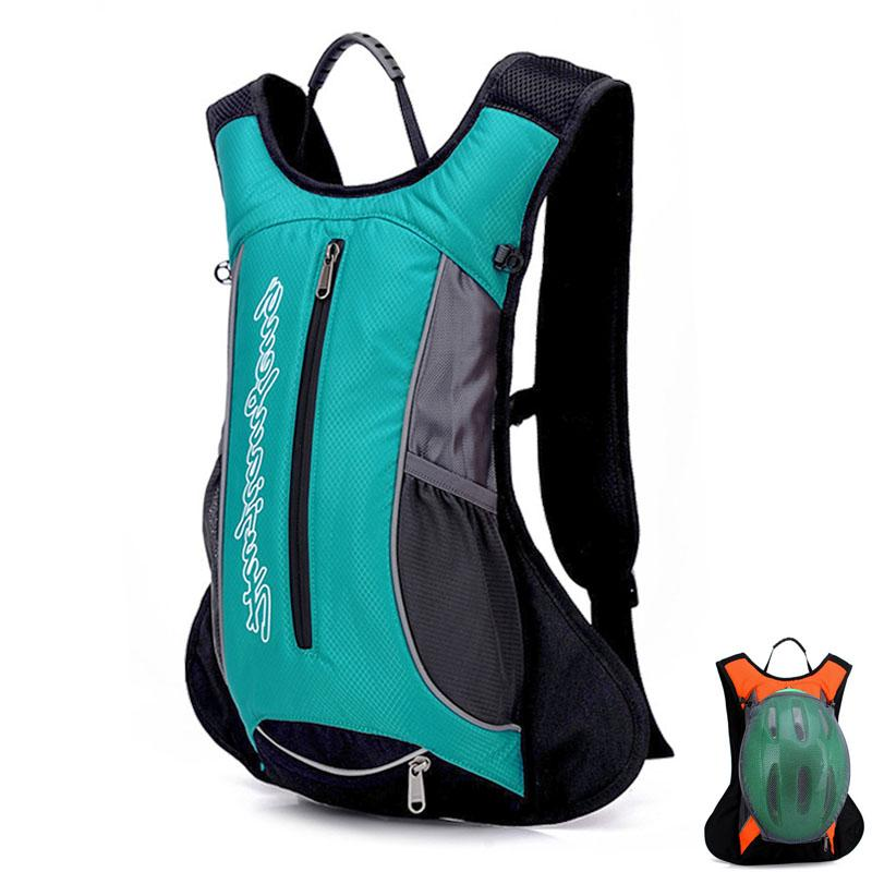 ed00d7bff1a New Cycling Sports Bike Bags Mountain Mtb Backpack Bicycle Rucksack Men  Women Helmet Knapsack Water Bag For Camping Running Bag Cycling Saddle Bags  Bicycle ...