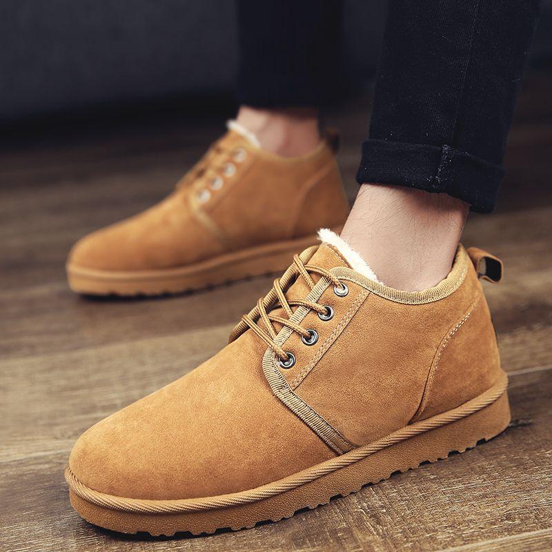 Uomo Caldo In Migliori Stivali I Cotone Da Classici Acquista RPqXnx