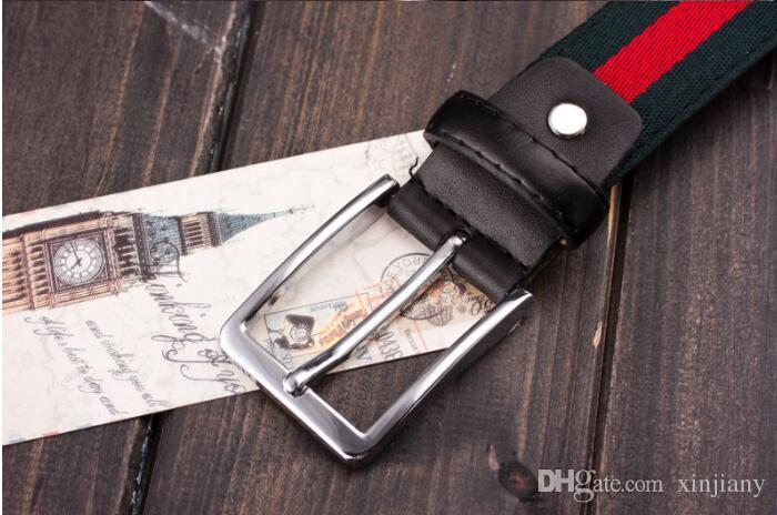 Ceinture en cuir véritable de luxe hommes ceintures en cuir vintage hommes jeans sangle couleur noire large sangle de ceinture brun string 110cm