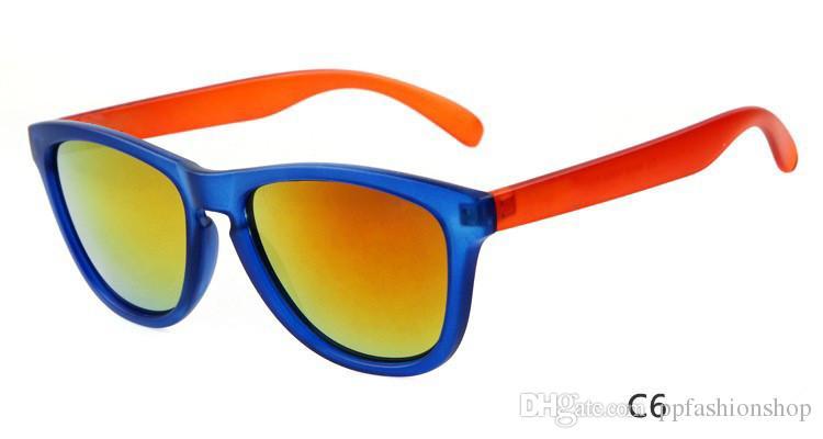 2018 HOT الرياضة ركوب الدراجات النظارات الشمسية أزياء العلامة التجارية الرياضة في الهواء الطلق مغامرة النظارات الشمسية مجموعة متنوعة من الأساليب بالجملة