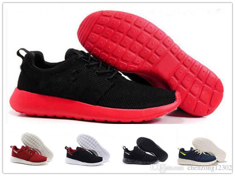 San Francisco cee3d b5616 2018 London Free Run Chaussures de Course Femmes et Hommes noir Rose Jaune  Sport Chaussures Athlétique En Plein Air Casual Sneakers une Taille 36-45