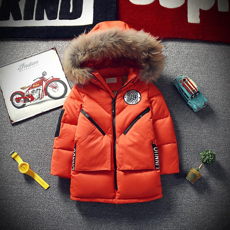 88d939fd48a5 Children S Cotton Jackets Boys Winter Cotton Child Clothing Kids Baby Thick Coats  Boys Overcoat Winter Coats Boys From Begonior