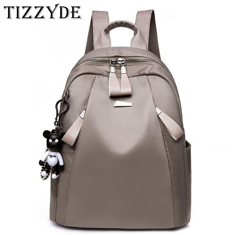 2019 Fashion Mochilas Mujer 2018 New Oxford Cloth Waterproof Student Bag  Travel Casual Backpack Women Outdoor Bag Mochila Feminina CL05 Running  Backpack ... f30787ffe4ca9