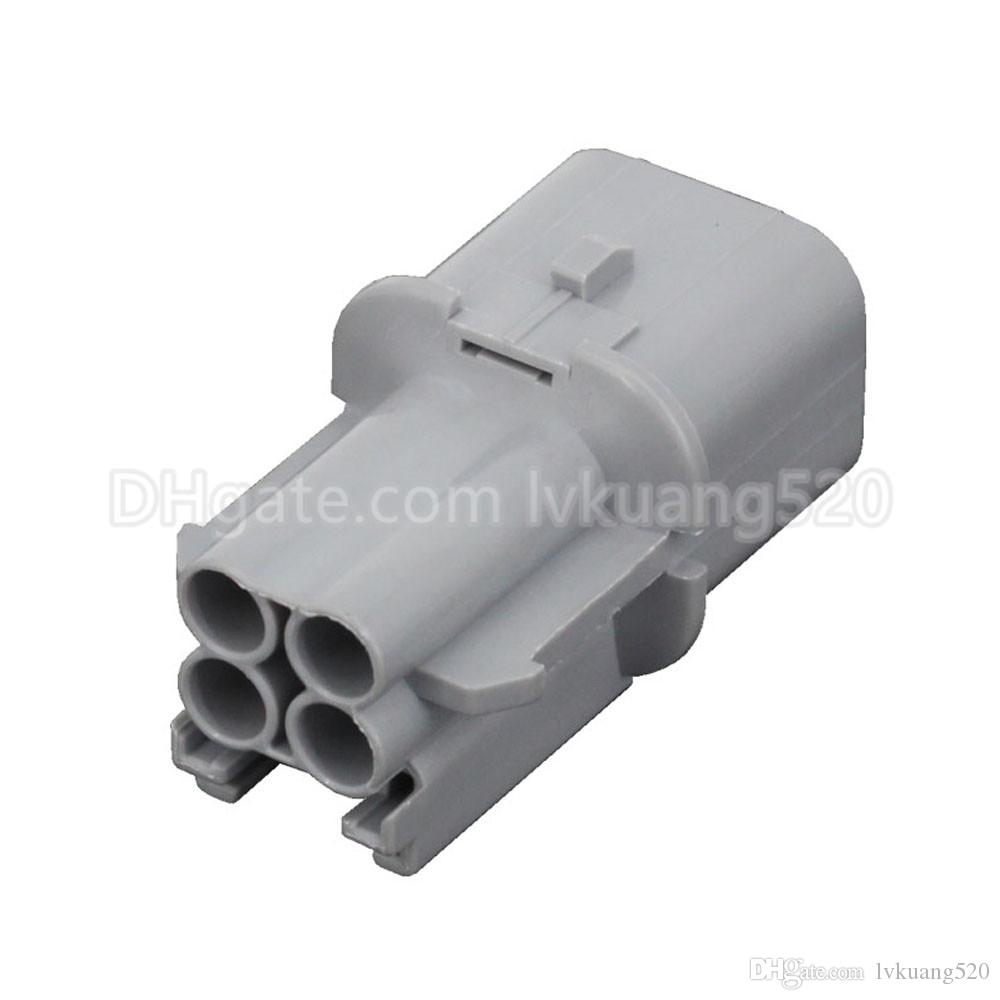 4 Pin Automotive harness connector Waterproof connector plug socket connector DJ7043B-2.2-11 with Terminals