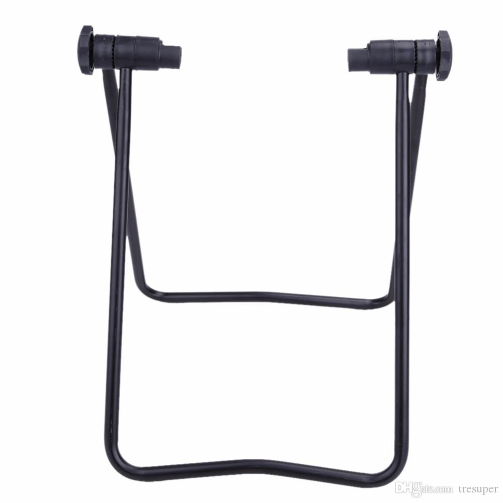U держатель стенд Универсальный гибкий велосипед дисплей тройной ступицы колеса ремонт стенд удар стенд для парковки держатель складной высокое качество