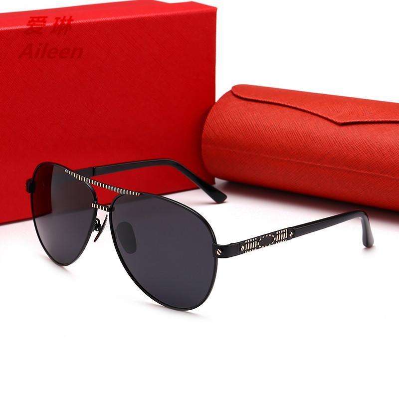 82334bef52160 2018 New Arrival Polarized Sunglasses Men s Classic Retro Sunglasses ...