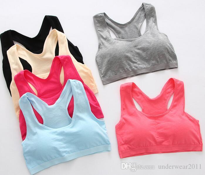 Venta al por mayor Fitness Push Up Yoga Sujetador deportivo Nuevas mujeres Shock Polymerization Correr Bras chaleco sin acero ropa interior deportiva A113