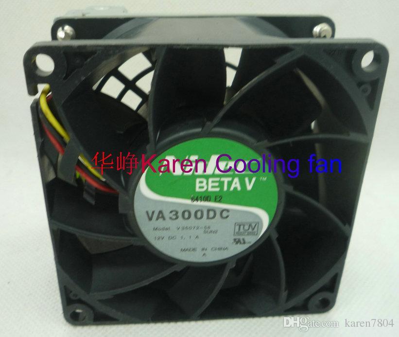 MF80381V1-D000-M99 12V 6.1W 8038 V35375-58 V35072-58 Data0838B8U Koelventilator FFB0812UHE V80E12BS3A7-A04 H80E12MS1B7-57A02 PMD2408PMB2-A