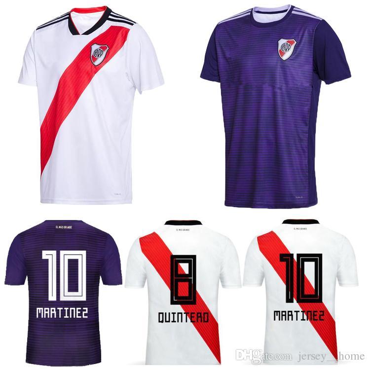 Camiseta De Fútbol 2018 River Plate Rodrigo Mora Camiseta De Fútbol 18 19  Camiseta De Fútbol De San Diego VALDIVIA MEDEL VIDAL ALEXIS Alta Calidad  Por ... 7e4b32895b05b