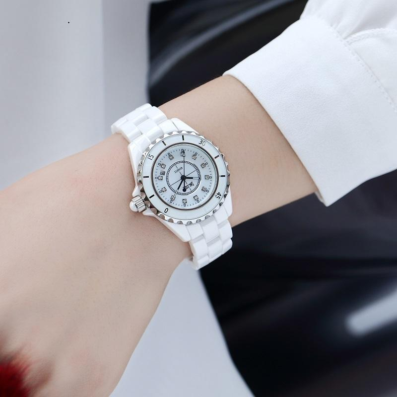 c78d08a58af DALISHI Brand Women Watches Pearl Ceramic Watch Ladies Dress Watches  Fashion Girl Hour Women Charm Wristwatch Relogio Feminino S924 Watches For  Sale Wrist ...
