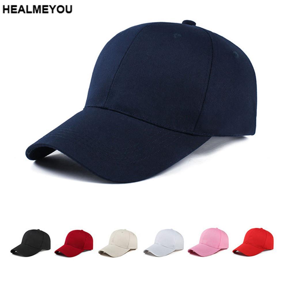 2c92fb85b24 Unisex Men Women Blank Baseball Cap Plain Bboy Snapback Hats Hip Hop  Adjustable Flexfit Hats For Men From Zhijin