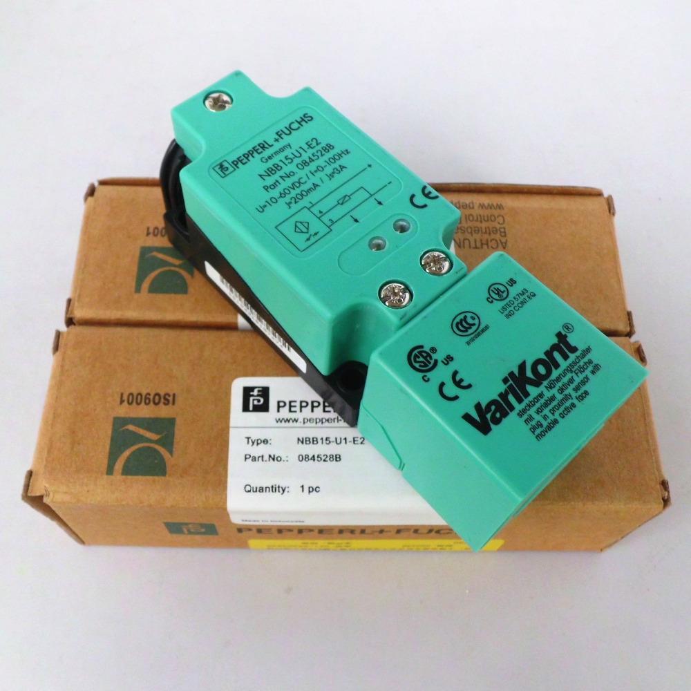 NBB15-U1-E2 P+F Inductive Proximity Switch Sensor New High-Quality ...