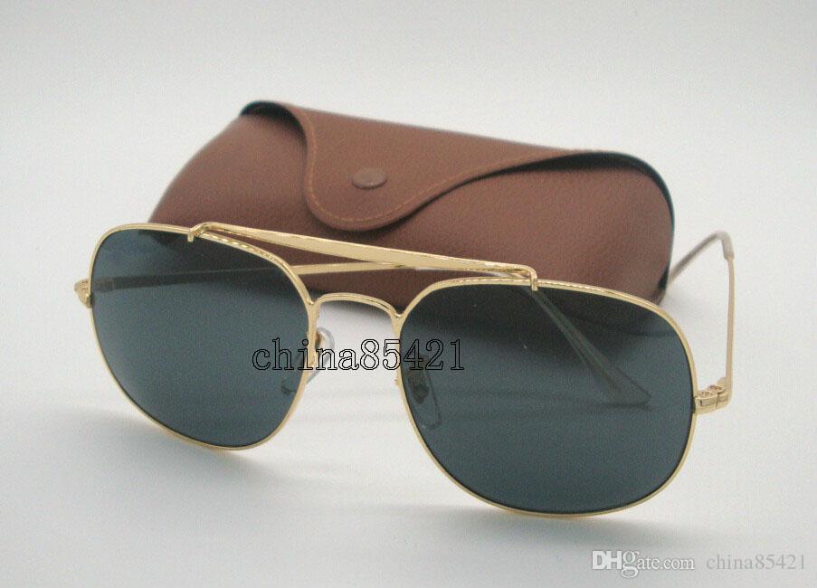 3037691ac9f High Quality General Sunglasses For Mens Women Metal Sun Glasses ...