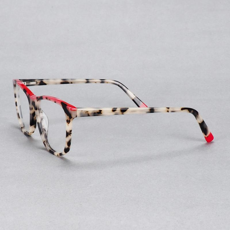 7c2ab72add 2019 Optical Spectacle Leopard Eyeglasses Reading Glasses Frame Vintage  Eyewear Wooden Pattern Fashion Retro Glasses Men And Women From  Newcollection