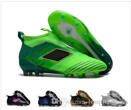 on sale 40167 55a85 Acheter Chaussures De Football PureControl FG ACE 17+ 17.1 Chaussures De  Football En Plein Air Chaussures De Football En Plein Air ACE 17.3  Primemesh TF IN ...