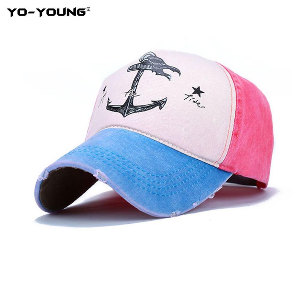 Yo Young Men Base Ball Cap Fashion NEW Brand Hats For Women Cotton Washing  Casual Sun Hats Unisex Snapback Caps 59fifty Snapback Cap From Ancient88 8e231277c69f