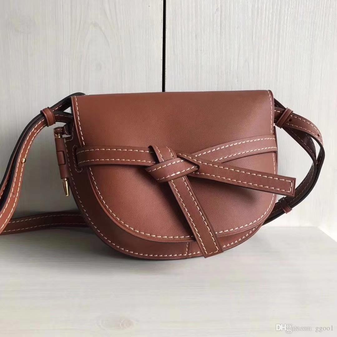 a7d2746c908 2018 New Arrive Cowhide Leather Gare Handbag Luxury Designer We Women Genuine  Leather Shoulder Bag Fashion Crossbody Bag 20cm DHL Free Leather Bags For  Men ...