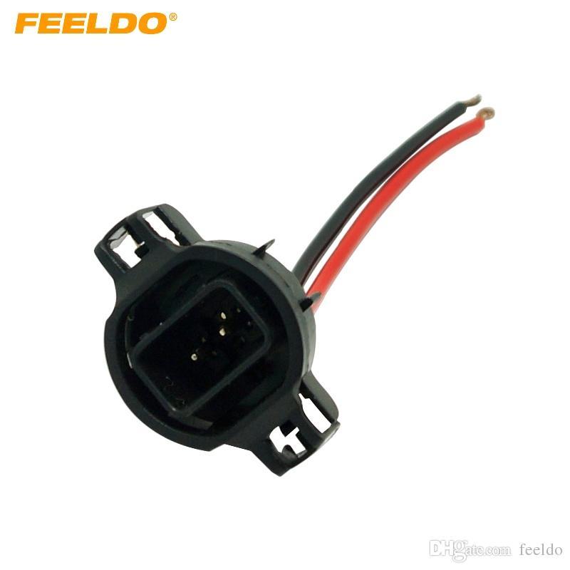 2019 feeldo car h16 5202 2504 psx24w bulbs male connector for fog rh dhgate com