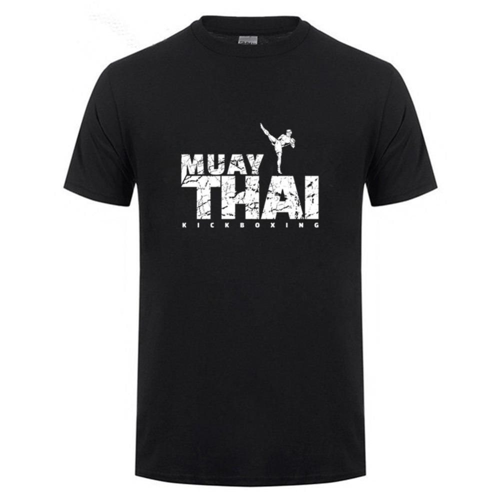 Hot Sale Tee Shirt Muay Thai Kickboxing T Shirt Muay Thai Blitz Judo  Kickboxing Karate Korean Taekwondo Kung Fu T Shirt Funny T Shirt Slogans Shirt  Shirt ... 78bc68b0e9d