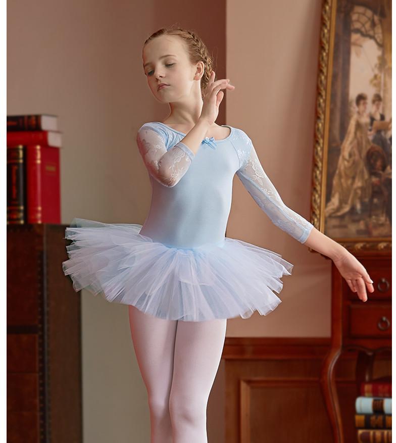 822499fb1161 2019 Summer Sexy Girls Ballet Leotard Tutu Skirt Dancing Dress ...
