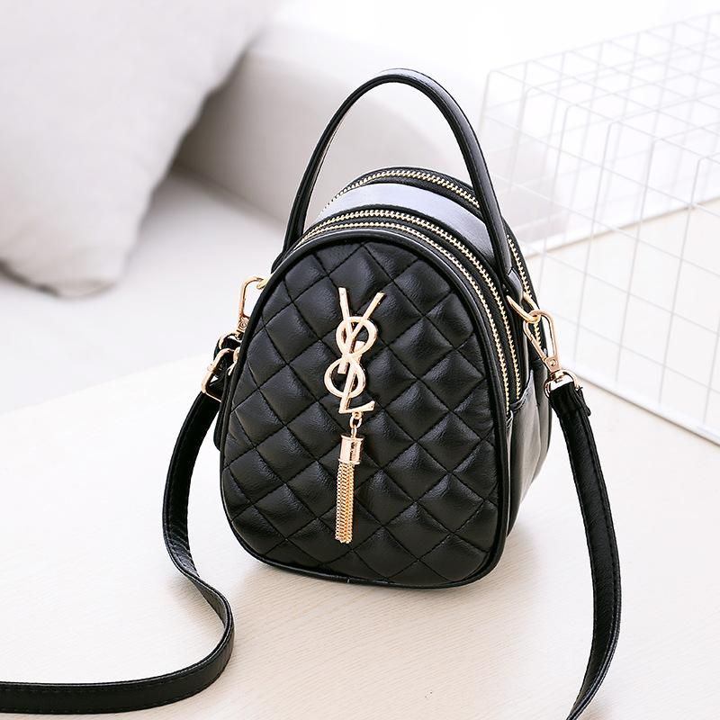 Designer Luxury Handbags Purses 2018 Y8L Fashion Brand Women S Corss Body  Bag Super Mini Mobile Bag Purse Leather Bags Crossbody Purses From  Huang1010503784 ... 1289324410c8f