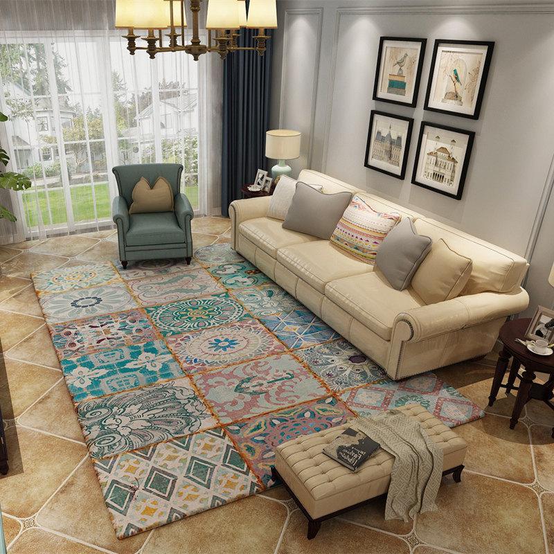 Grosshandel American Land Teppiche Fur Wohnzimmer Home Teppiche Und
