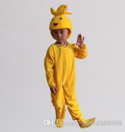 9405cb67c 2017 New Style Children Cosplay Banana Fruits Perform Sequins ...