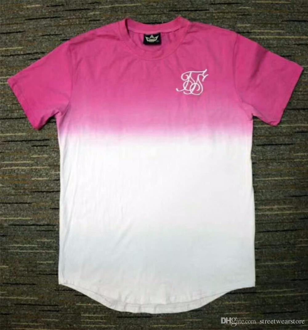 Hiphop yeni Yıl Streetwear Tees Yaka Kısa Kollu Tee Gömlek Erkekler İlkbahar Yaz Yeni Üst Erkekler Marka Giyim Pamuk T-Shirt tyga