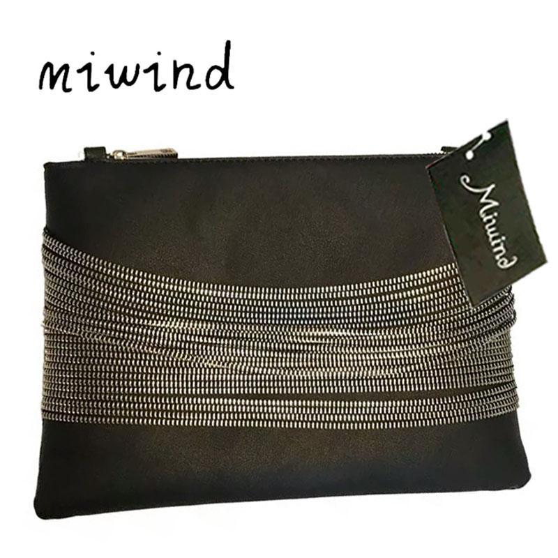 High Quality Clutch Bag 2018 Women Bag Female Women Evening Clutch Bags  Black Leather Handbags Purses Envelope Day Leather Satchel Clutch Purse  From ... 4360a5d917bac