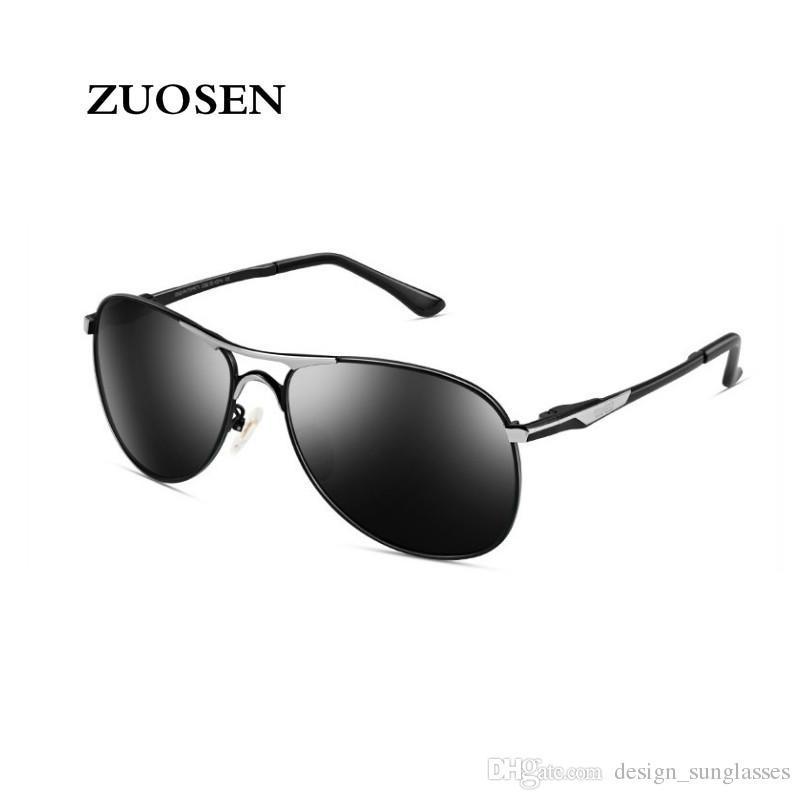 1d44aeef64 ZUOSEN 2018 Simple Fashion European Style Brand Designer Sunglasses% 100  Anti - UV Glasses High - Quality Sunshade Glasses with Box Designer  Sunglasses ...