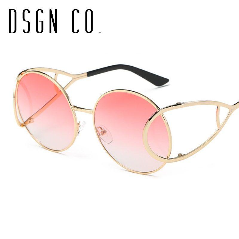 096980a633 Pretty Women Fashion Sunglasses Classic Stylish Brand Round Designer Woman  Glasses UV400 Sunglasses Designer Sunglasses Brand Sunglasses Online with  ...