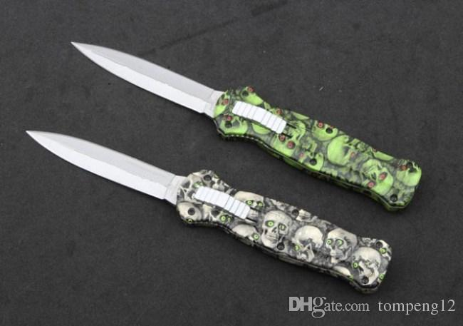 Recemend Bend recomienda Skeleton butterfly 3300 3 modos Caza Navaja de bolsillo plegable Cuchillo de supervivencia Regalo de Navidad para hombres