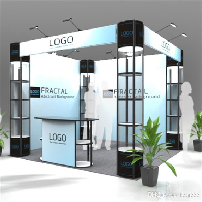 Expo Stands Economy : Standard ft exhibition booth trade fair display