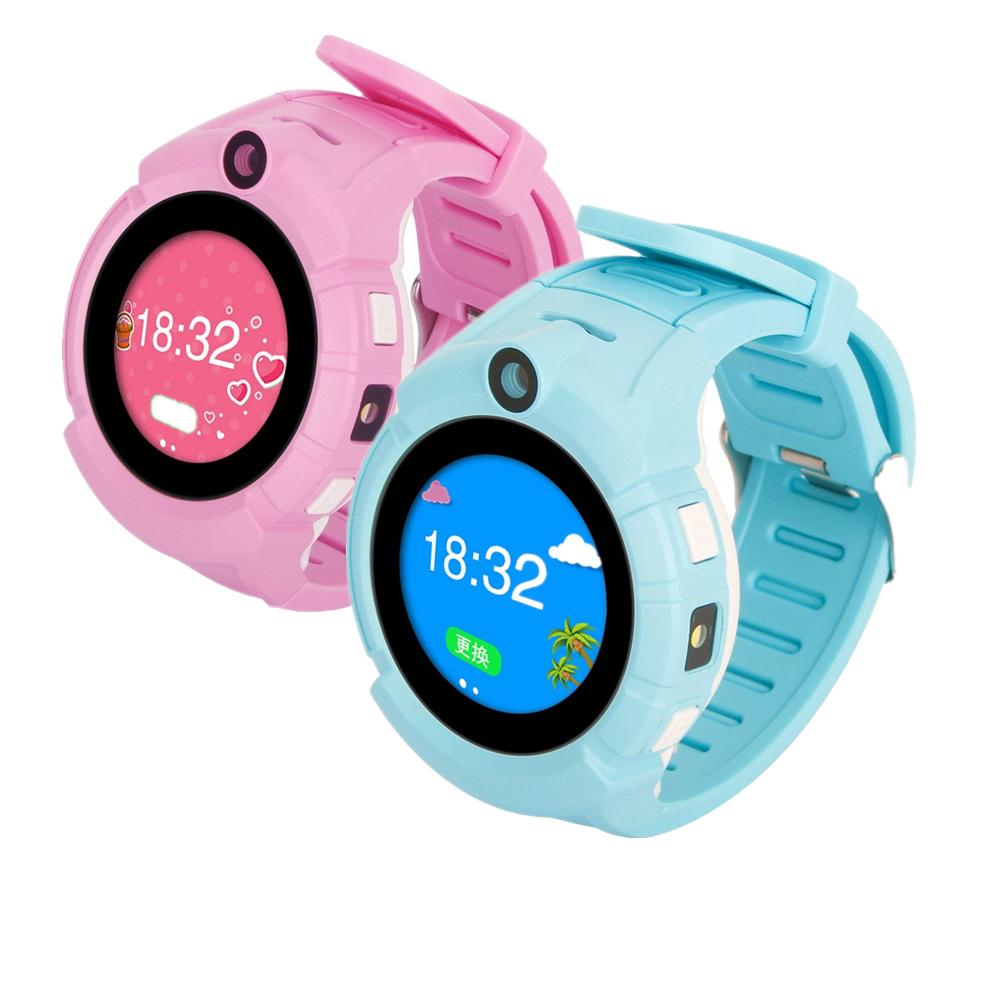 Children's Watches Shop For Cheap Children Smart Watch Safe-keeper Sos Call Anti-lost Monitor Real Time Tracker Base Station Location Lbs Watch Smartwatch