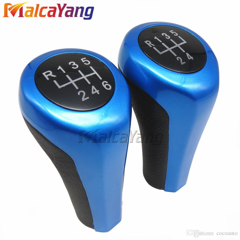 Beautiful Blue 5 6 Speed Gear Shifter Knob For Bmw 1 3 Series E32 E30 E34 E36 E38 Car Lever Knobs Shift From Cocoauto 1451