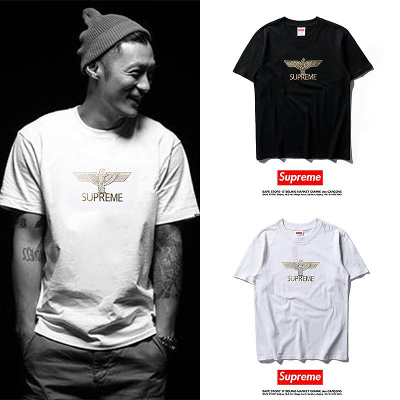 c4a13a1579d Fashion Luxury Brand Mens Designer T Shirt Summer New Hot Stamping Eagle  Letter Print Tshirt Casual And Simple Top Tees Buy Funny T Shirts Shirts  And T ...